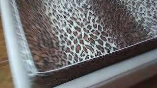 Видео обзор Недорогой холконовый матрас 14 см.